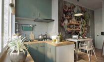 Как организовать кухню на балконе. 14 важных рекомендаций