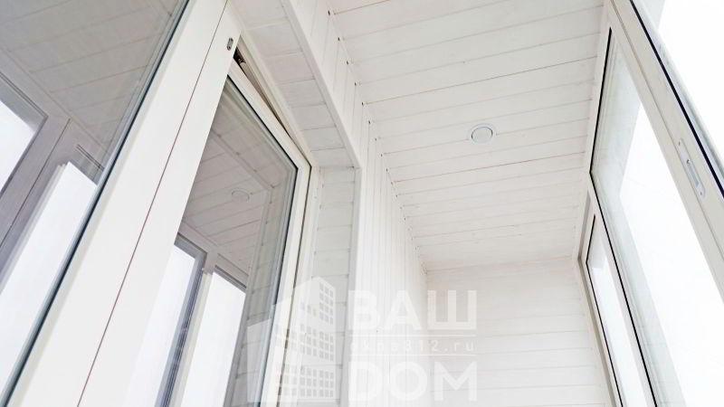 Стоимость отделки потолка