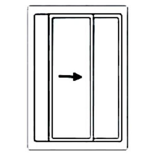 Окно параллельно-сдвижное